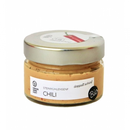Steinmühlensenf Chili 100 ml
