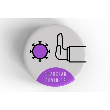 Button Guardian Thank you for your care!