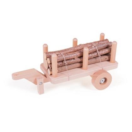 Traktoranhänger - Langholz