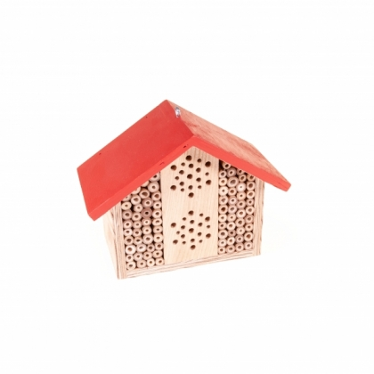 Bienenhotel klein breit