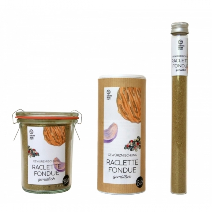 Gewürzmischung Raclette-/Fondue-Gwürz