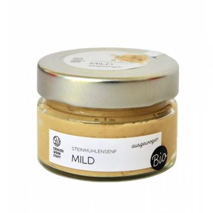 Steinmühlensenf mild 100 ml