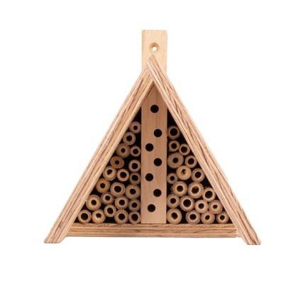 Bienenhotel Dreieck Nr. 3
